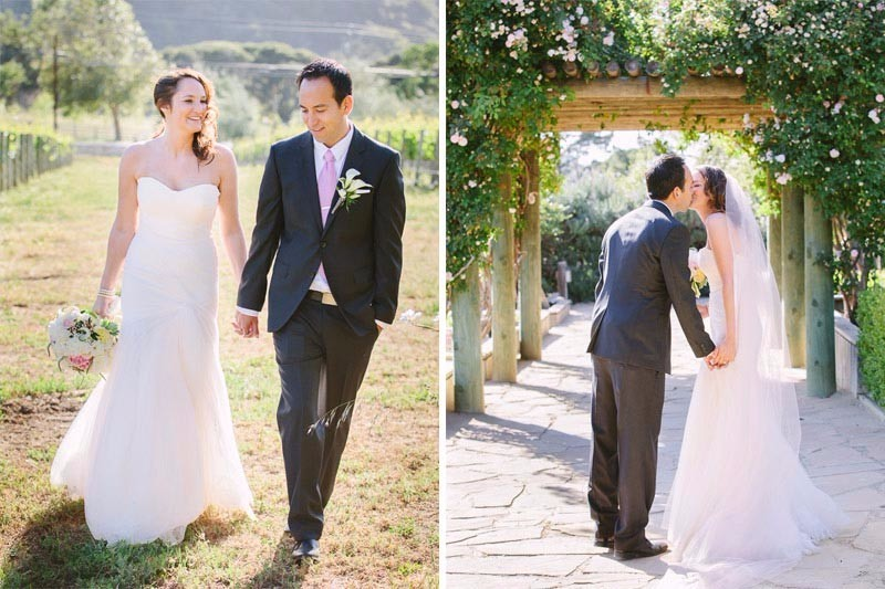 Carmel Wedding Photographer Bernardus Lodge