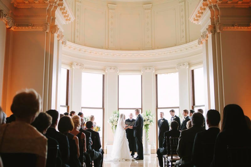 Flood Mansion San Francisco Wedding Photos