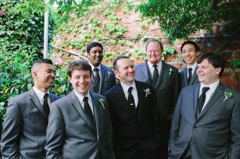 Mill Valley Outdoor Art Club Wedding