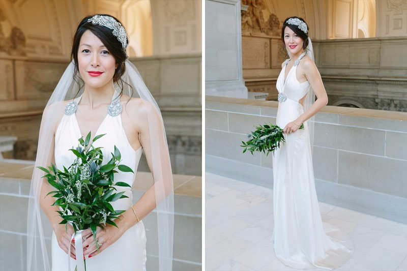 San Francisco City Hall Weddings Lilia Photography