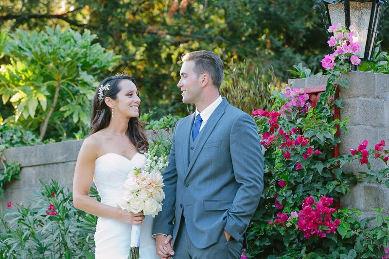 Lafayette California wedding