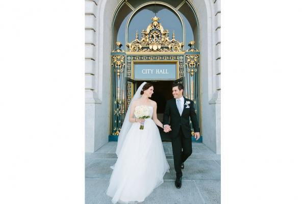 San Francisco Courthouse Wedding.San Francisco City Hall Weddings Lilia Photography