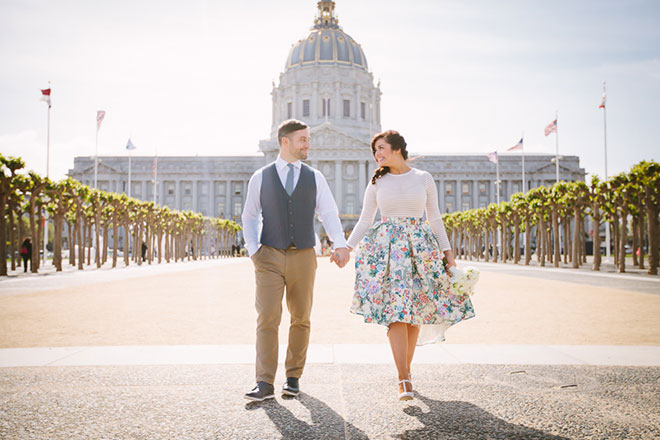 San Francisco City Hall Wedding Photography Pricing Packages